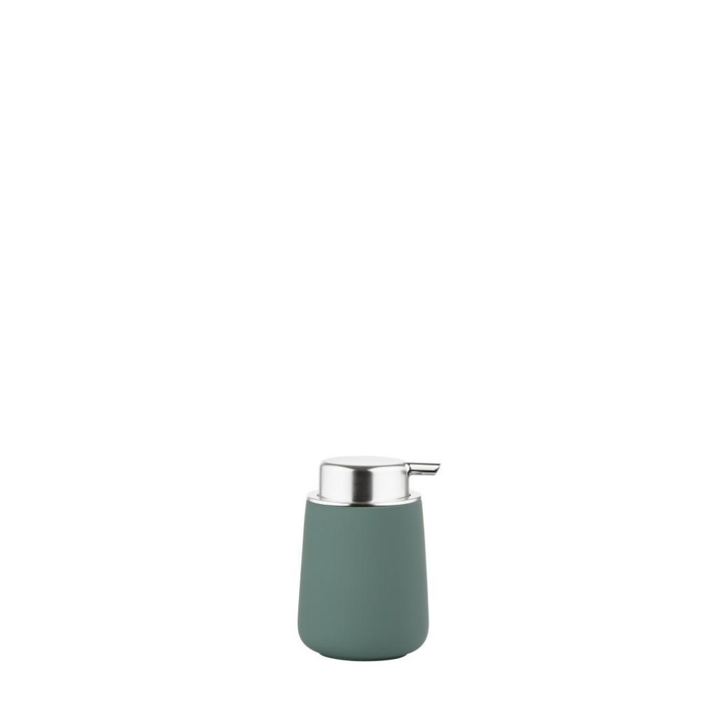 Dávkovač na tekuté mýdlo NOVA, petrolejově zelený - Zone