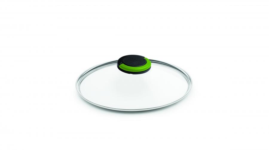Poklice Just Cook 24 cm zelená - WOLL