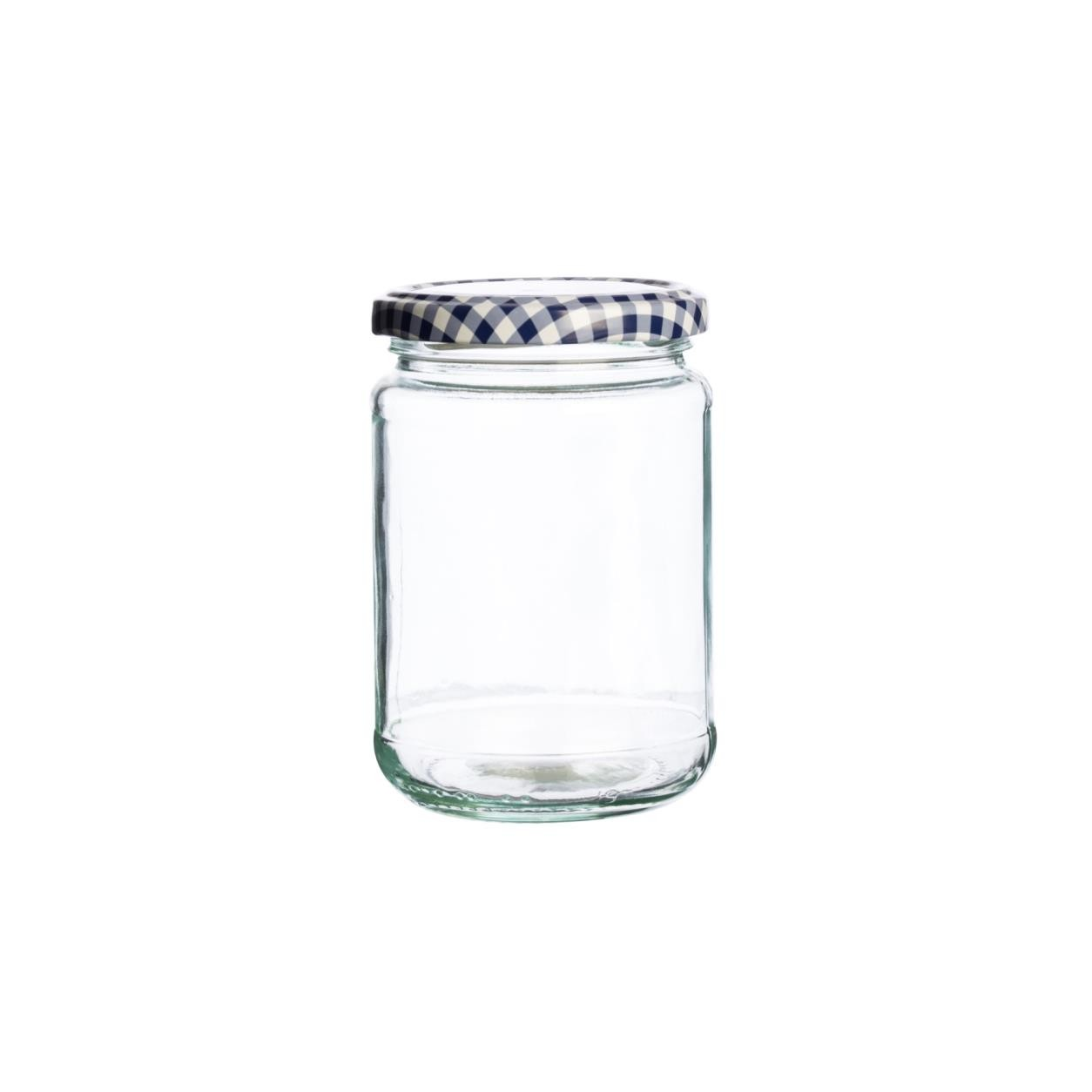 KILNER kulatá sklenice 370 ml, šroubovací - Kilner