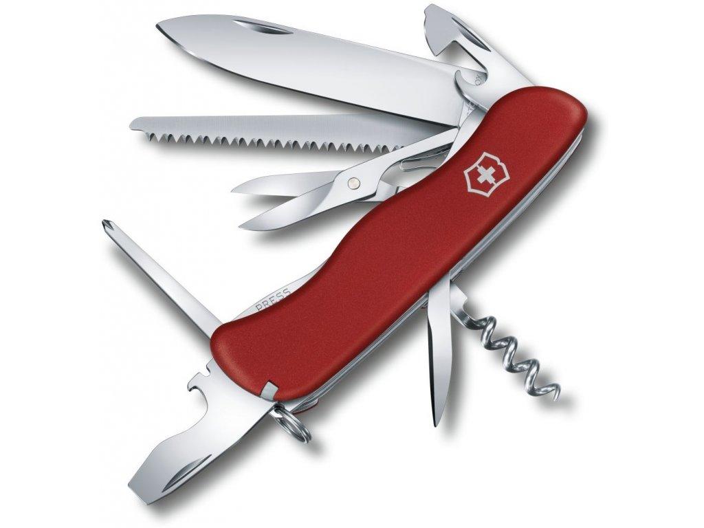 Kapesní nůž OUTRIDER červený - Victorinox