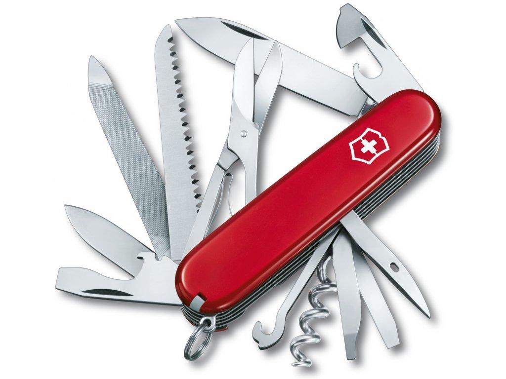 Kapesní nůž RANGER červený - Victorinox
