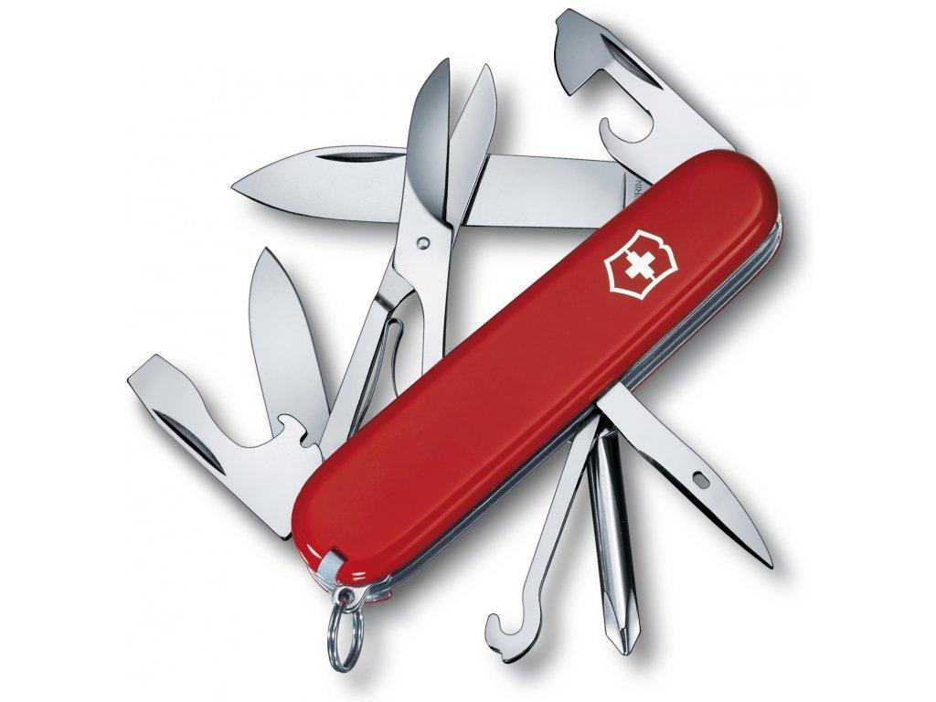 Kapesní nůž SUPER TINKER červený - Victorinox