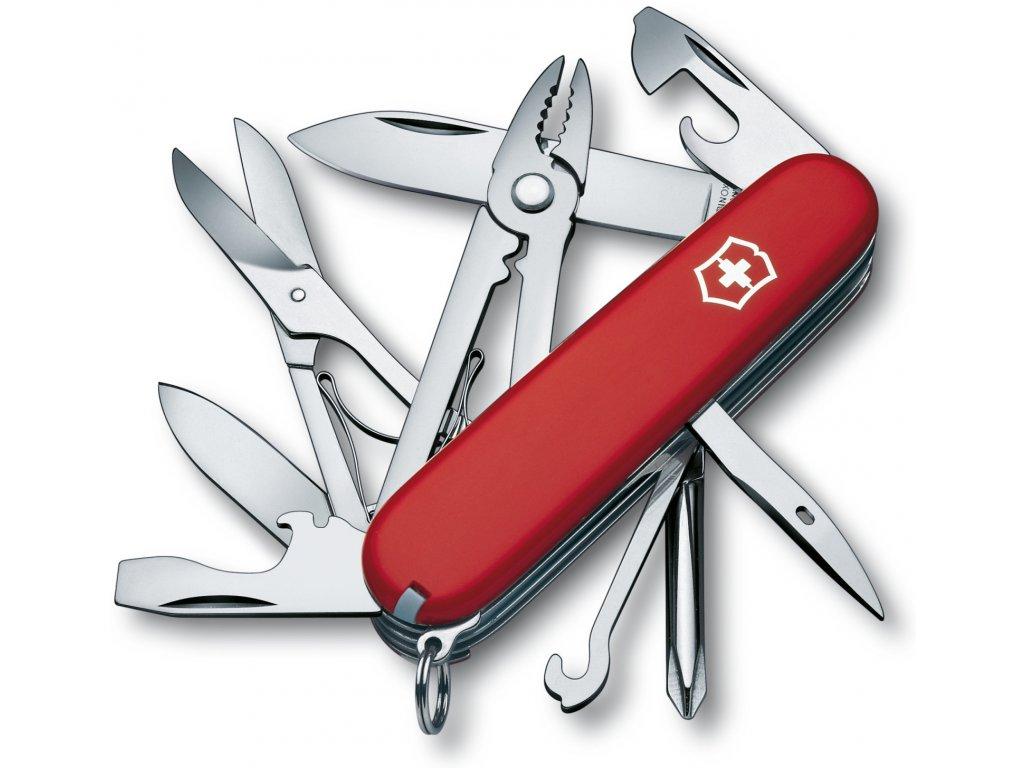 Kapesní nůž DELUXE TINKER červený - Victorinox