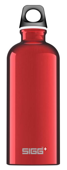 Láhev SIGG Traveller Red 0,6 l - SIGG