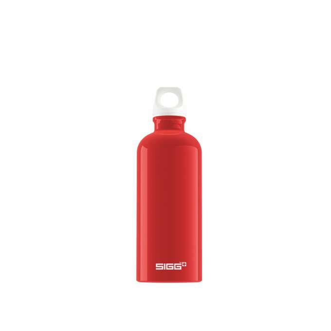 Láhev Fabulous Red 0,6 l - SIGG