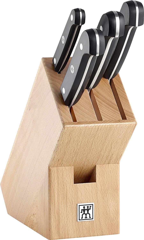 Sada nožů v bloku Gourmet 5 ks - ZWILLING J.A. HENCKELS Solingen