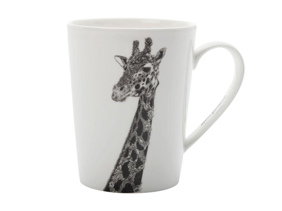 Porcelánový Hrnek Marini Ferlazzo africká žirafa 450 ml - Maxwell&Williams