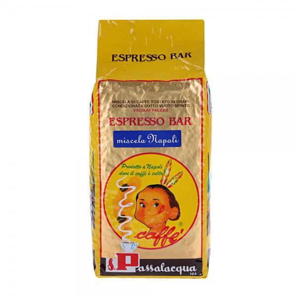Passalacqua Napoli 1kg zrnková káva - Passalacqua