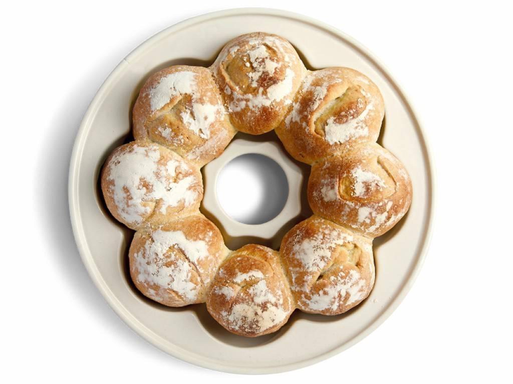 Forma na pečení domácího chleba Specialities lněná - Emile Henry