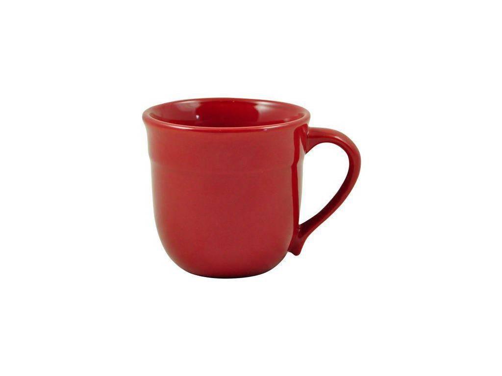 Keramický hrnek 340 ml Burgundy granátový červený - Emile Henry