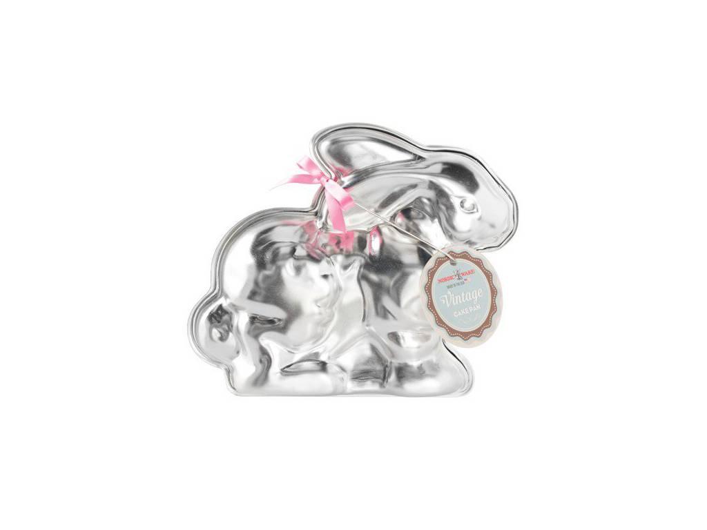 Forma na pečení velikonoční králíček 3D - NORDIC WARE