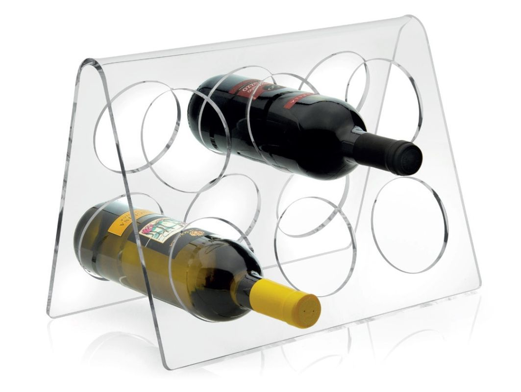 Stojan na víno 37x20cm - Carlo Giannini