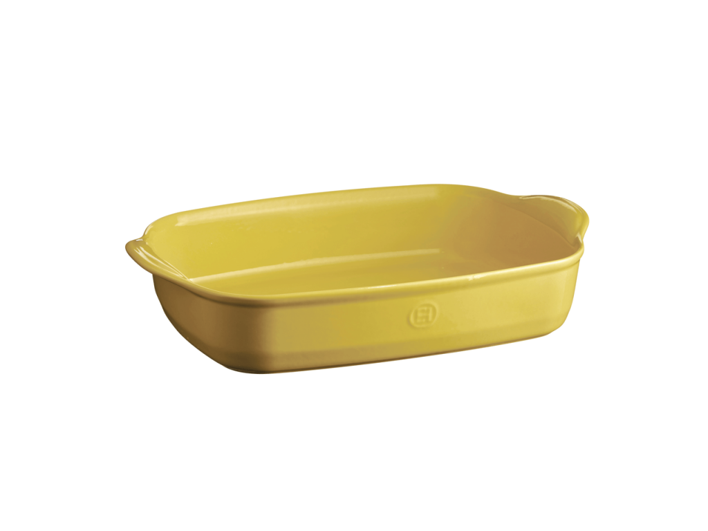Zapékací mísa ULTIME Provence žlutá 42 x 27 cm - Emile Henry