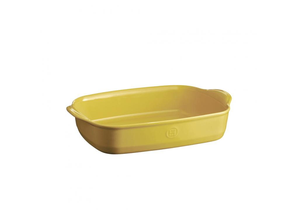 Zapékací mísa ULTIME Provence žlutá 36 x 23 cm - Emile Henry