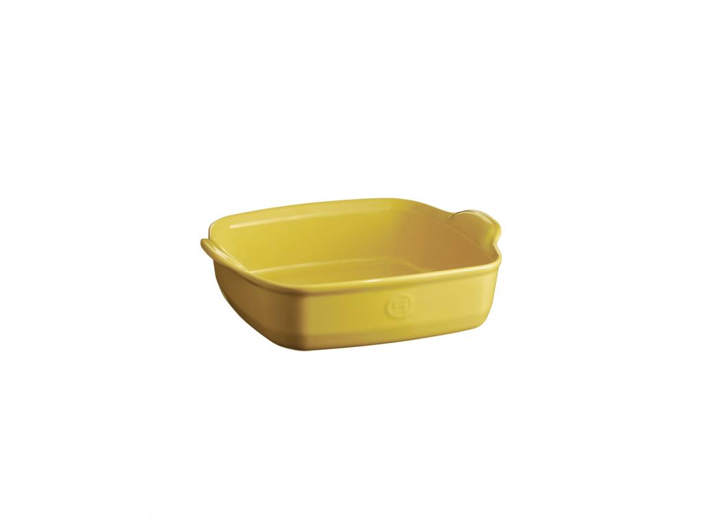 Zapékací mísa ULTIME Provence žlutá 28 x 23 cm - Emile Henry
