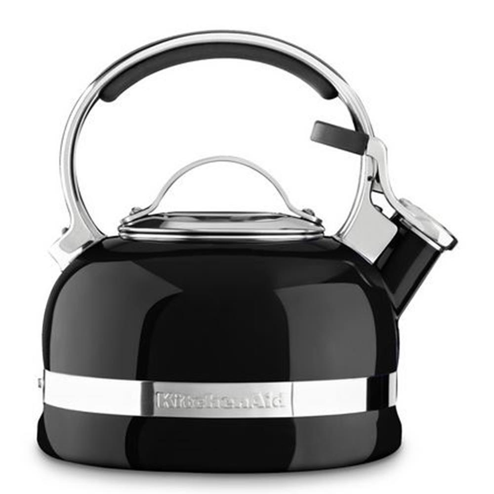 Konvice na vaření vody černá 1,9 l - KitchenAid