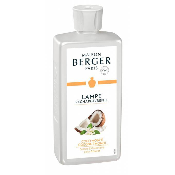 Náplň do katalytické lampy Coco Mono? 500 ml - Maison Berger Paris