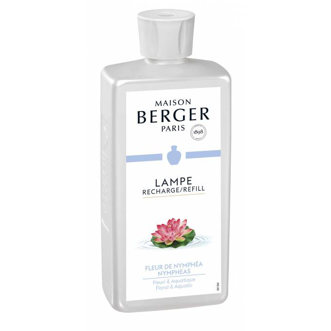 Náplň do katalytické lampy květ leknínu 500 ml - Maison Berger Paris