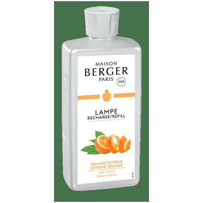 Náplň do katalytické lampy Extrémní pomeranč 500 ml - Maison Berger Paris