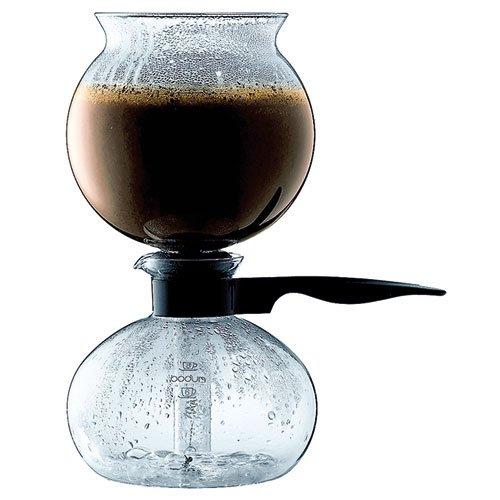 Vakuový Kávovar Coffee maker 1 l černý PEBO - Bodum