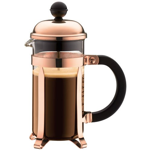 French press CHAMBORD měděný 0,35 l - Bodum