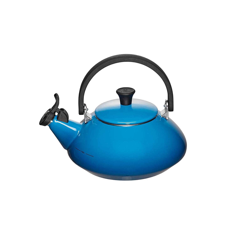 Konvice na vaření vody ZEN 1,5l Marseillsky Modrá - LE CREUSET