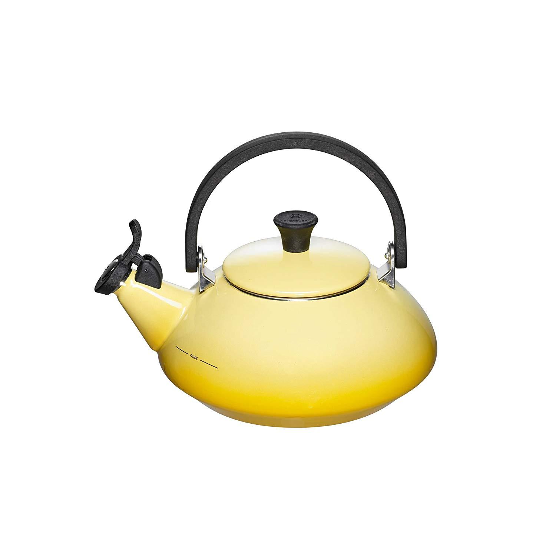 Konvice na vaření vody ZEN 1,5l Citronově žlutá  - LE CREUSET