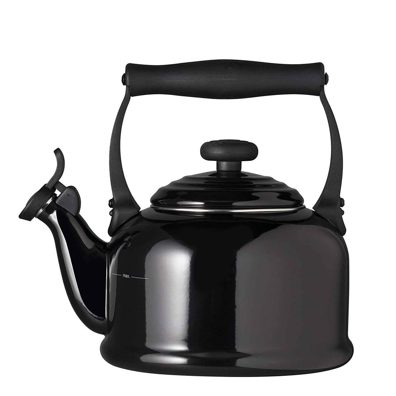 Konvice na vaření vody TRADITIONAL 2,1l černá - LE CREUSET