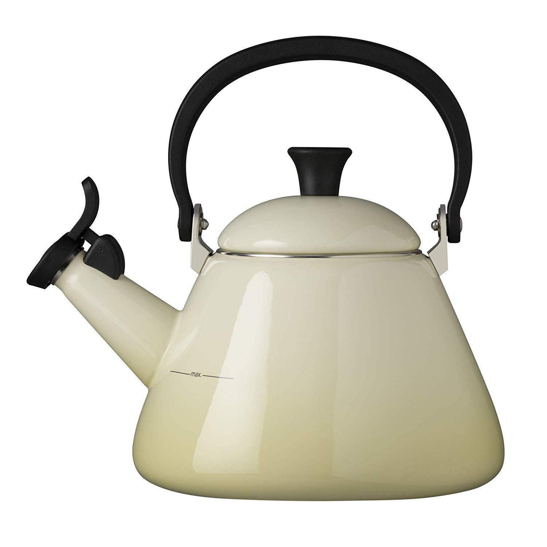 Konvice na vaření vody KONE 1,6l krémová - LE CREUSET