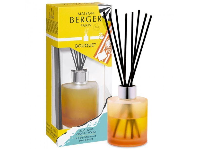 Aroma Difuzér BLISSFUL COCO MONOÏ 115 ml - Maison Berger Paris