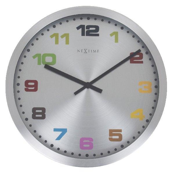 Fotografie Nástěnné hodiny MERCURE 45 cm - NEXTIME