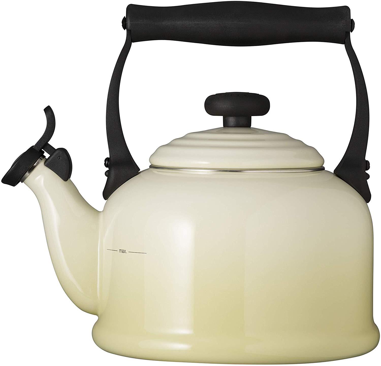 Konvice na vaření vody TRADITIONAL 2,1l krémová - LE CREUSET