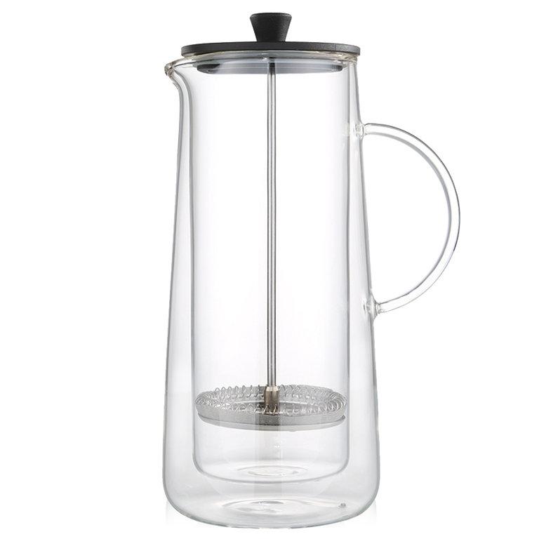 Kávovar stlačovací AROMA PRES, 6 šálků - Zassenhaus