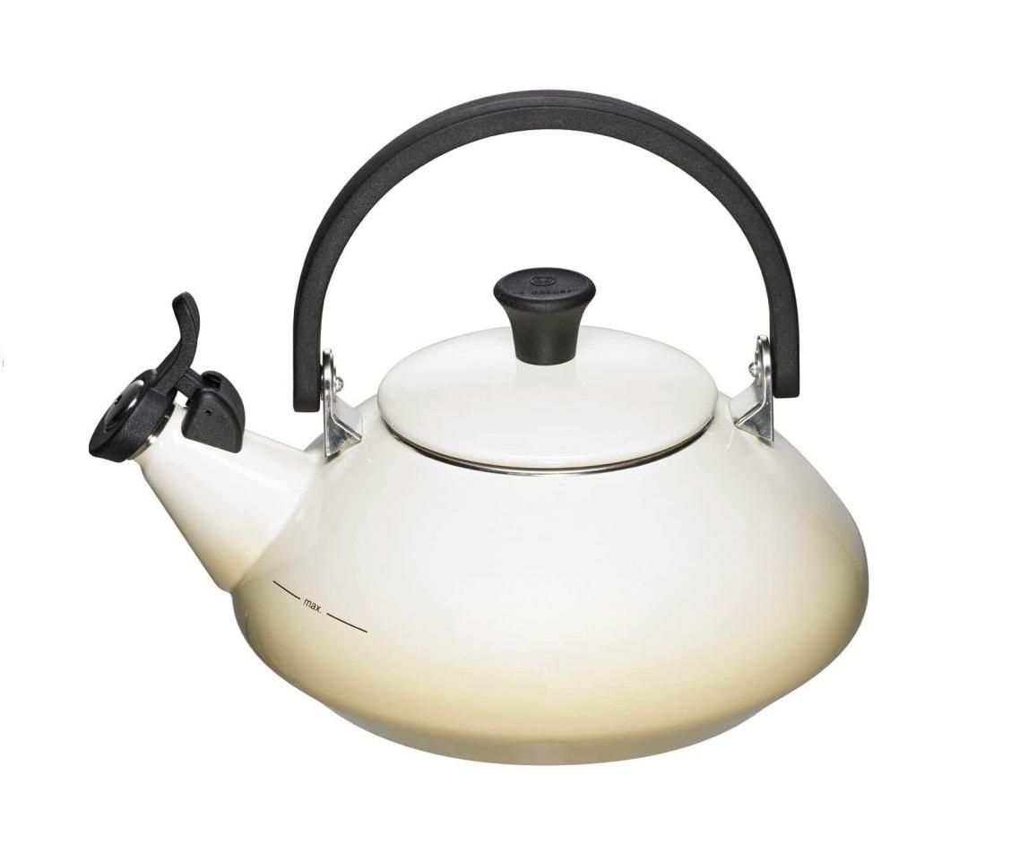 Konvice na vaření vody ZEN 1,5l krémová - LE CREUSET