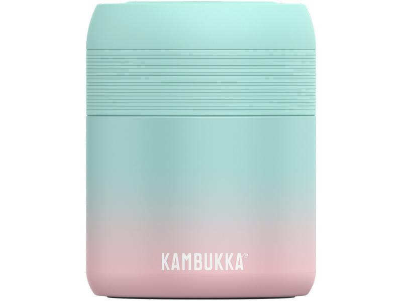 Termo nádoba na jídlo BORA Neon Mint 600ml - Kambukka