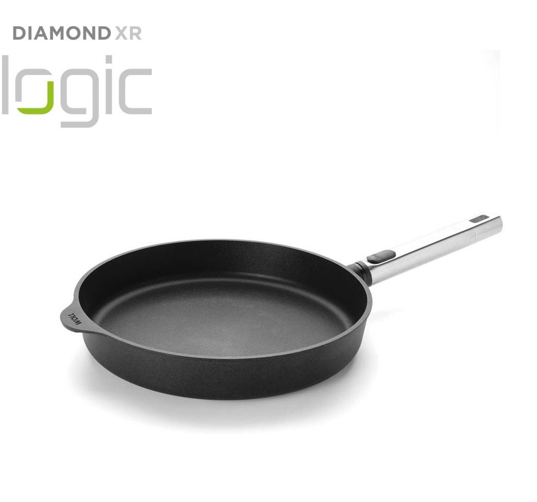 Pánev Diamond PRO XR Logic s odnímatelnou rukojetí 28 cm - WOLL