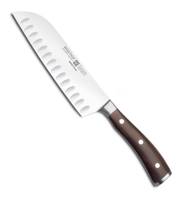 Santoku Japonský nůž IKON 17 cm - Wüsthof Dreizack Solingen