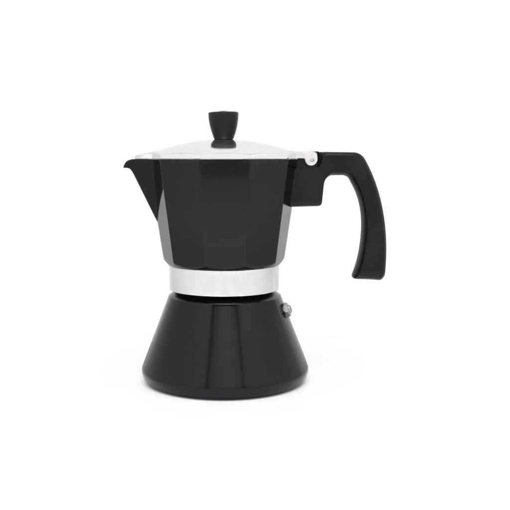 Kávovar TIVOLI černý, 6 šálků - Leopold Vienna