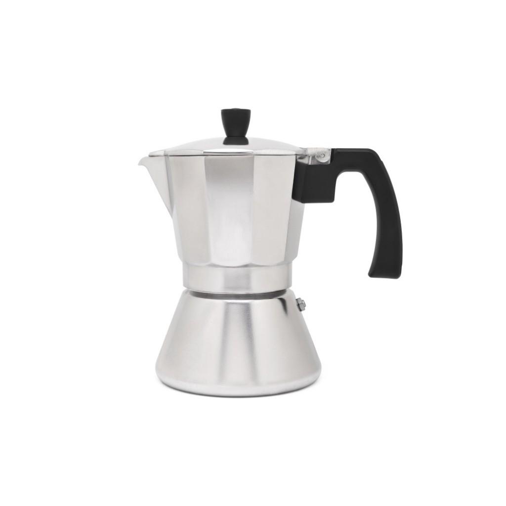Kávovar TIVOLI stříbrný, 6 šálků - Leopold Vienna