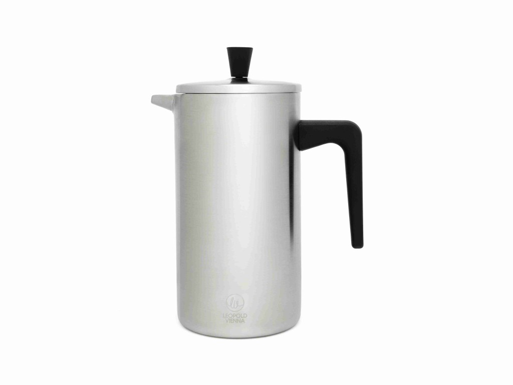 Presovač French Press NAPOLI 700ml, matný - Leopold Vienna