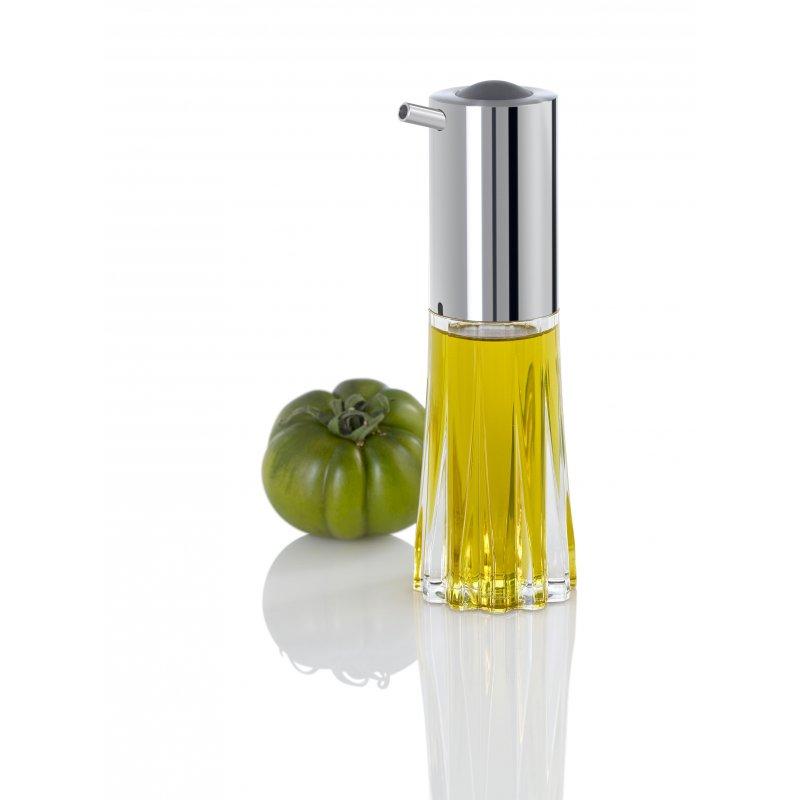 Dávkovač na olej či ocet CRYSTAL čirý - AdHoc
