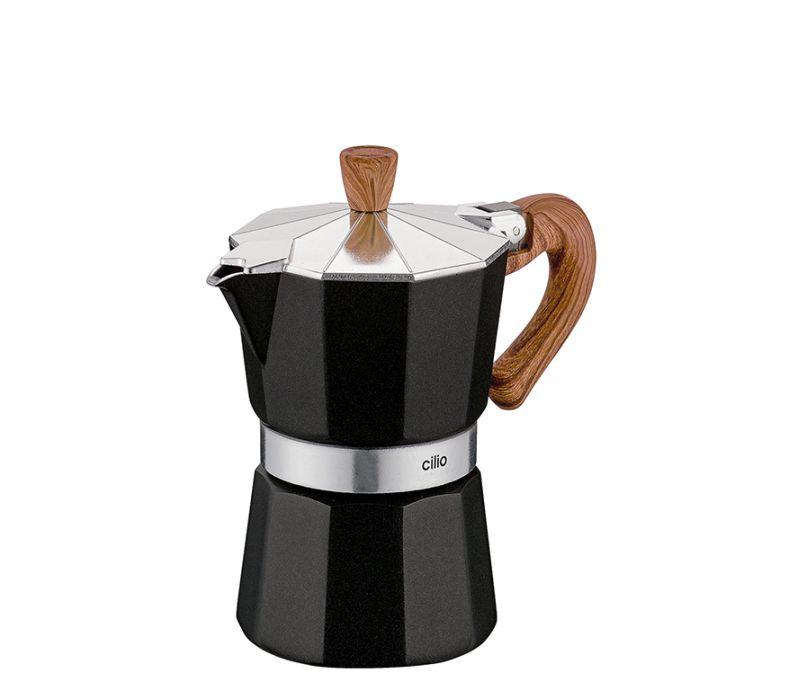 Kávovar espressa CLASSICO NATURA na 3 šálky 150 ml - Cilio