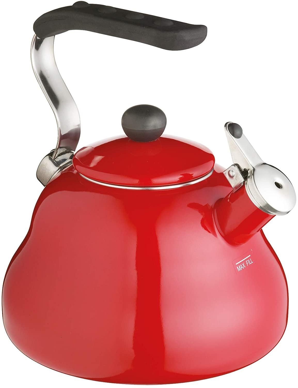 Fotografie Konvice na vaření vody Le 'Xpress 2,0l červená - KitchenCraft