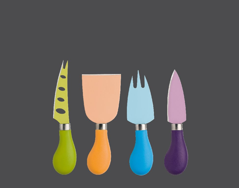 Sada nožů na sýr 4-díly - Zassenhaus