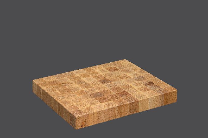Bukové dranžírovací prkénko 45 x 30 x 4,5 cm přírodní- Zassenhaus