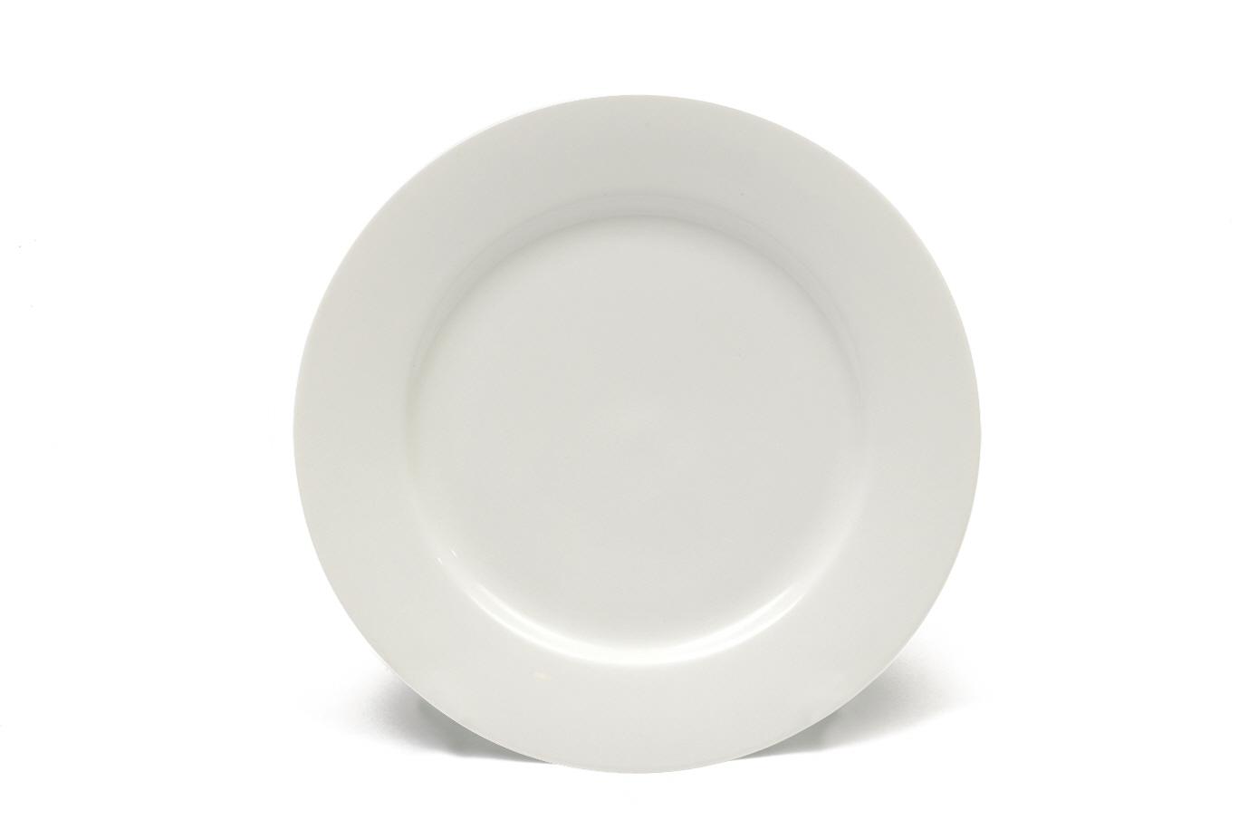Porcelánový Dezertní talíř White Basics 19 cm 4 ks - Maxwell&Williams