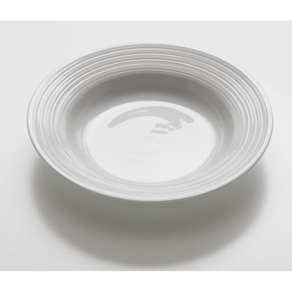 Hluboký talíř talíř na polévku White Basics Cirque 23 cm - Maxwell&Wil