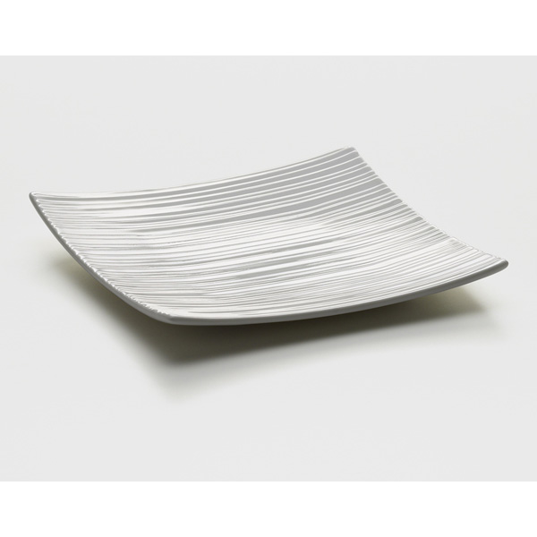 Čtvercový talíř White Basics Cirque 15 x 15 cm - Maxwell&Williams
