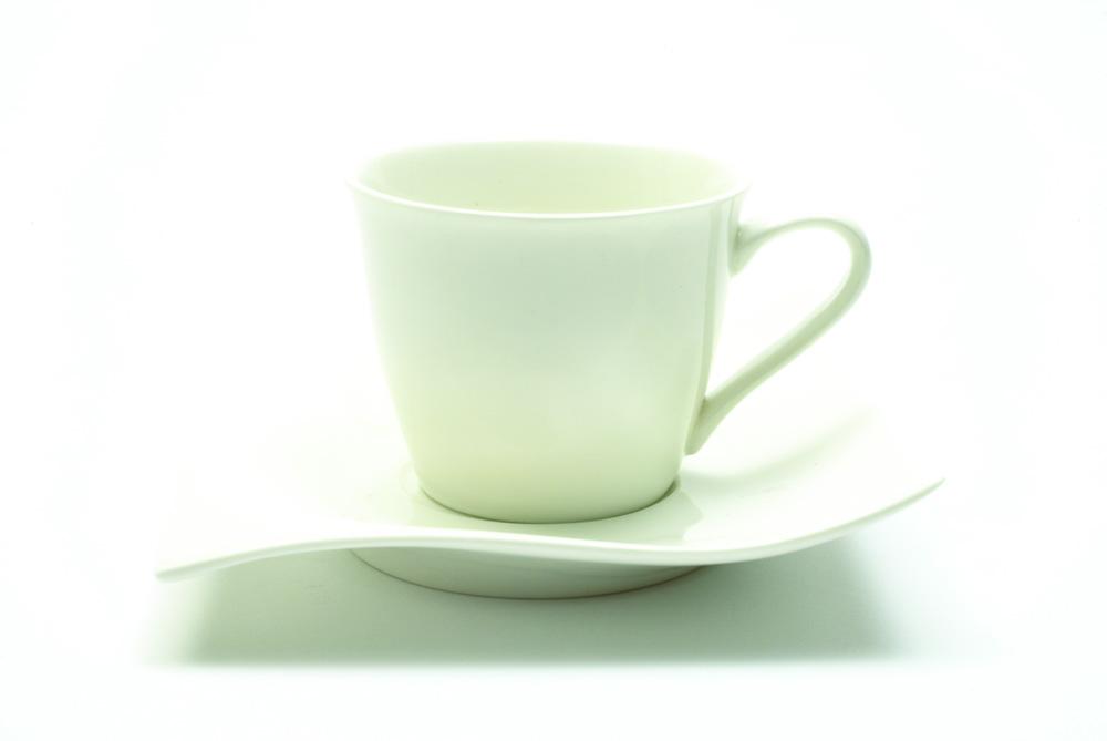 Šálek s podšálkem na espresso Motion 90 ml - Maxwell&Williams