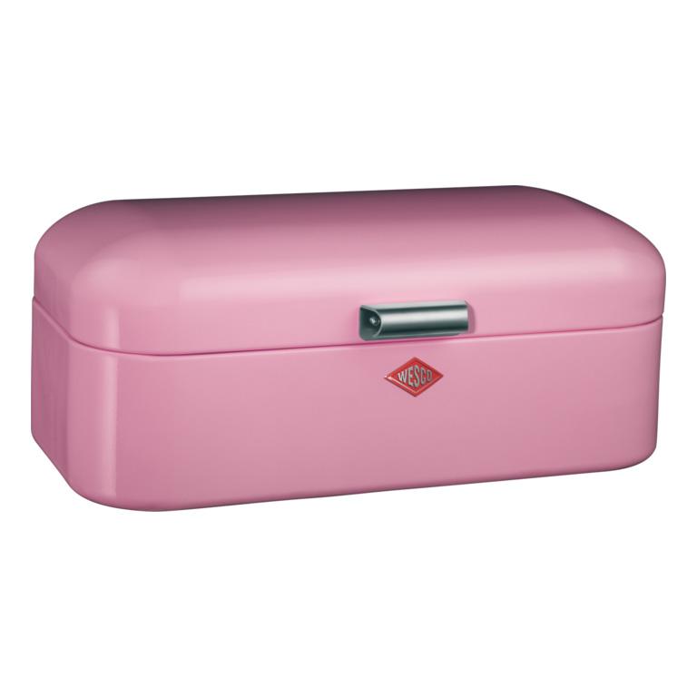Chlebník Grandy růžový - Wesco